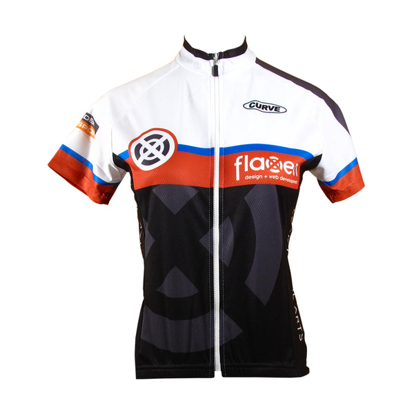 Curve JT-2 Womens Summer Weight Custom Cycling Jersey