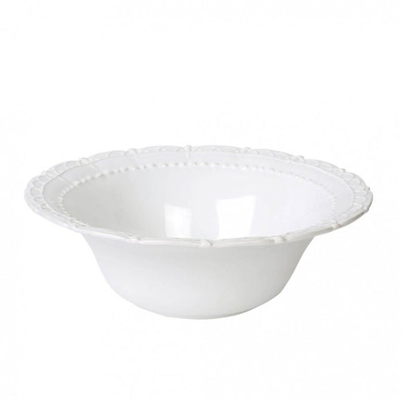 Skyros historia paperwhite serving bowl