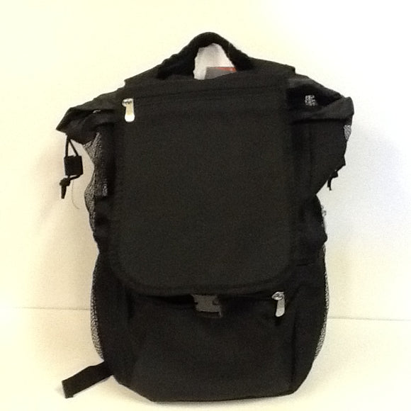 Cooler backpack black