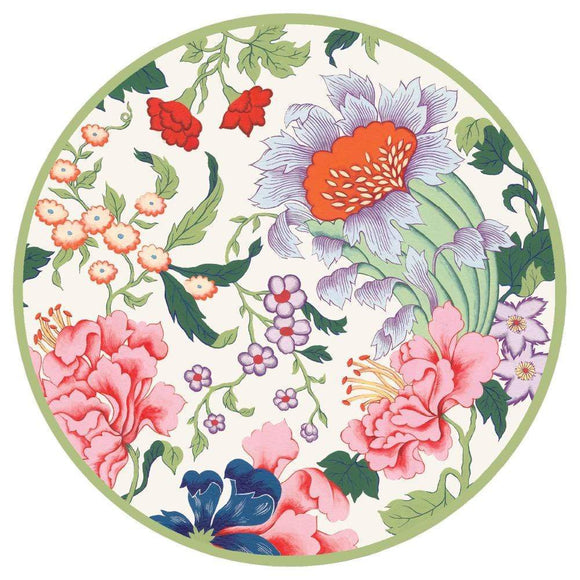 Place mats By Caspri Chinese Silk Pair