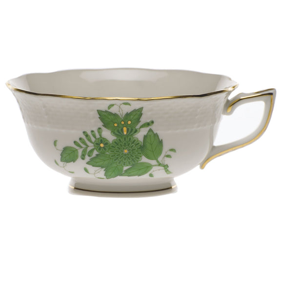 Herend Chinese Bouquet Green Tea cup