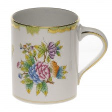 Herend China Queen Victoria Coffee Mug