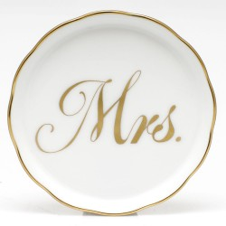 "Herend China Mrs. Coaster 4""D"