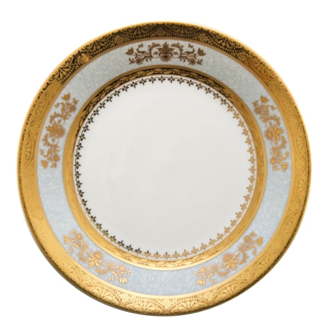 Deshoulieres Orsay Powder Blue Bread And Butter Plate