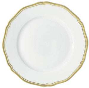 Raynaud Polka Gold Salad Plate