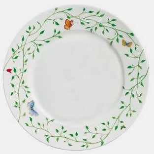 Raynaud Wing Song Dinner Plate