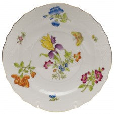 Herend Antique Iris Salad Plate # 1