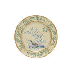 Mottahedeh ching garden bread & butter plate
