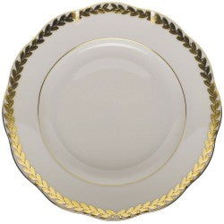 Herend bread & butter plate golden laurel