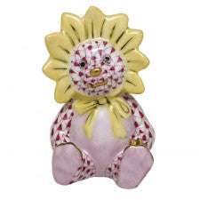 hHerend sunflower bear pink