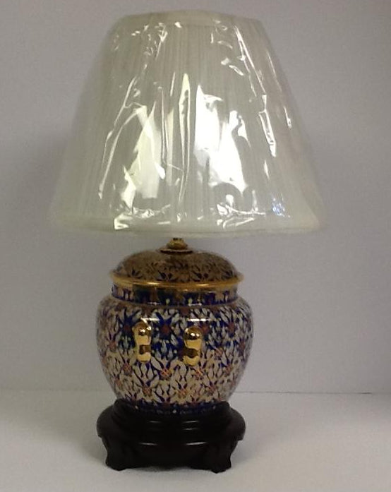 Thia Benjarong Small Lamp