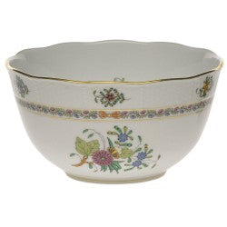 Herend Windsor Garden Round Bowl