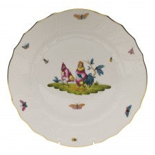 Herend Chanticleer Dinner Plate-Motif 02