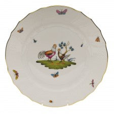 Herend chanticleer dinner plate - motif 01
