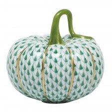 Herend cinderella pumpkin green