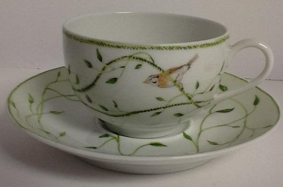 Raynaud Wing Song Up & Saucer
