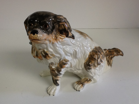 Italian Ceramic English Dog