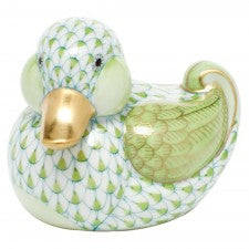 Herend dapper ducky