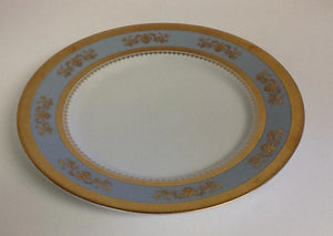 Deshoulieres Orsay Powder Light Blue Dinner Plate