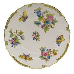 Herend China Queen Victoria Dinner Plate