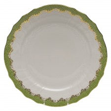 Herend Fish Scale Evergreen Service Plate