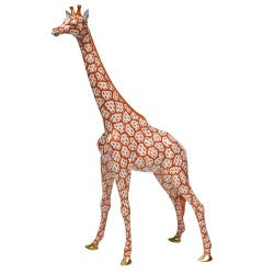 Herend large giraffe