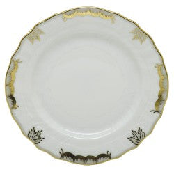 Herend princess victoria gray bread & butter plate