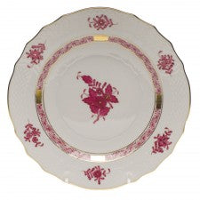 Herend Chinese Bouquet Raspberry Salad Plate