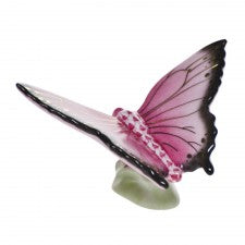 Herend Figurines Butterfly Pink