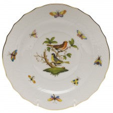 Herend China Rothschild Bird Salad Plate