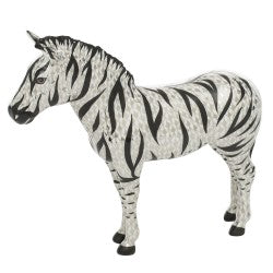 Herend large zebra