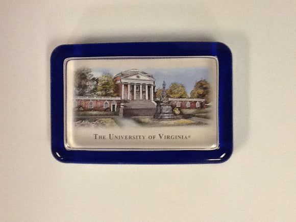 The university of virginia paperweight