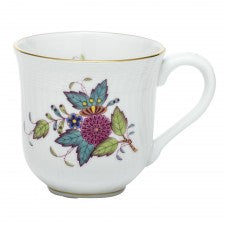 Herend chinese bouquet multicolor mug