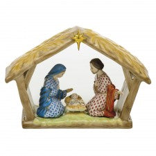 Herend nativity schene