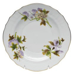 Herend royal garden salad plate