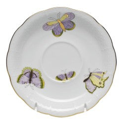 Herend royal garden tea saucer