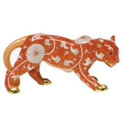 Herend Figurine Chinese Zodiac Tiger