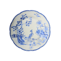 Mottahedeh Virginia Blue Dessert Plate