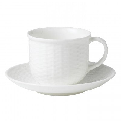 Wedgwood Nantucket Basket Tea Cup &Saucer