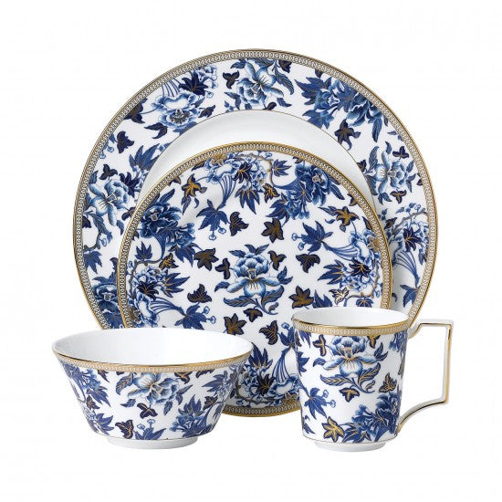 Wedgwood Hibiscus 4-Piece Set