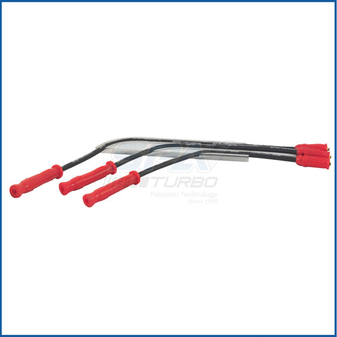 10.4mm acrylic wire loom for VW Golf MKII / MKI 8V engine                                                .