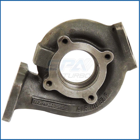 A/R .63 T3 external wastegate turbine housing for SPA500C/SPA300 turbocharger