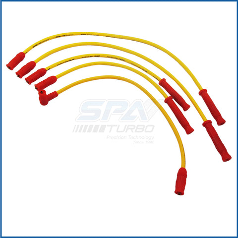 10.4mm VW Beetle spark plug wires for air cooled Type 1 3 - Red/red