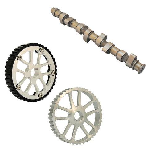 VW 8V 276 N/A hydraulic performance camshaft + M Series pair of pulleys