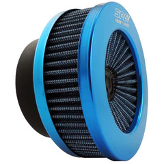 Universal Intake Air filter Turbo Charger Induction Guard - Blue