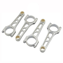"VW 149mm x 20mm Super Light connecting rod set 3/8"" bolt (500hp)"