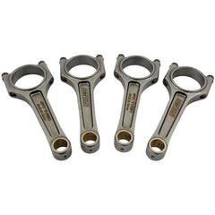 "VW 138mm x 18mm Super A connecting rod set 5/16"" bolt (600hp)"