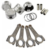Forged piston and Connecting rod kit for VW 1.8 8V (83,75mm) 1000hp
