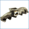 T4 turbo manifold for Toyota 2JZ-GTE / 2JZGTE MKIV Supra V band WG