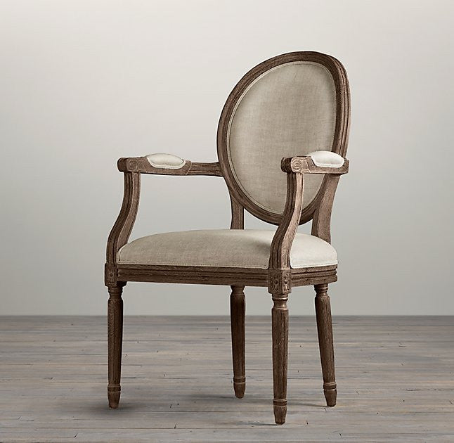 french-round-back-chair